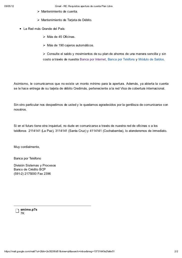 Gmail re requisitos apertura de cuenta plan libre for Banesco online consulta de saldo cuenta de ahorro