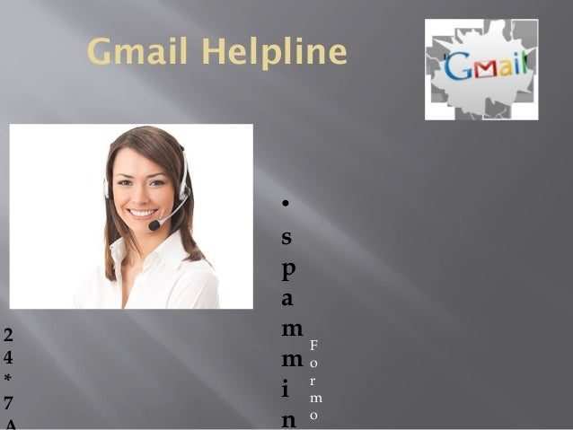 Is Gmail Phone Number free of cost? Dial first 1-888-450-6727 Slide 3