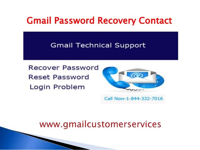 how to find lost gmail account