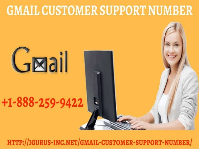Gmail Technical Support Number @ +1-888-259-9422