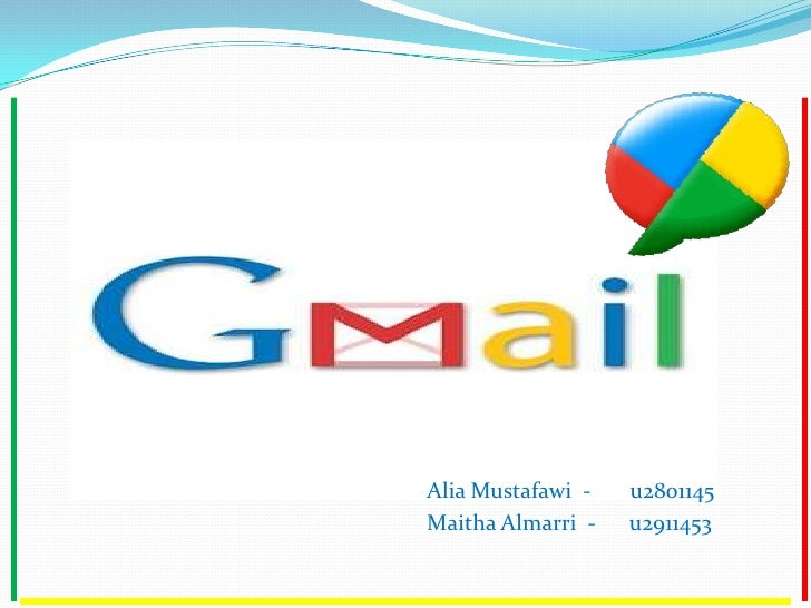 Alia Mustafawi -   u2801145Maitha Almarri -   u2911453
