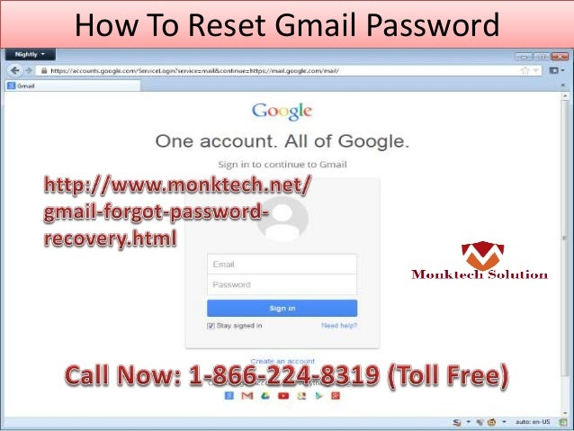 How To Fix Gmail Forgot Password How do I recover my Google