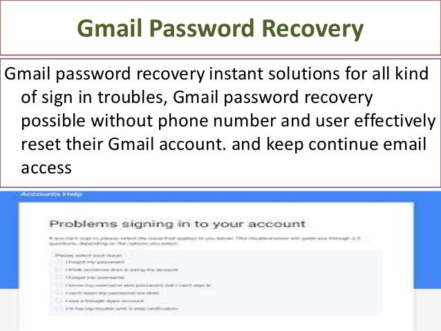 Gmail Password Recovery Just in 30 Sec @18552337309 Gmail
