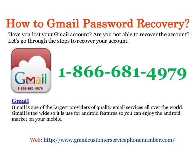 google password recovery help phone number