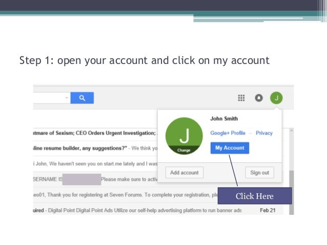 Gmail security settings - 2-step verification | +1-844-773-9313