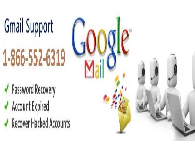 Gmail Support Number 1-866-552-6319