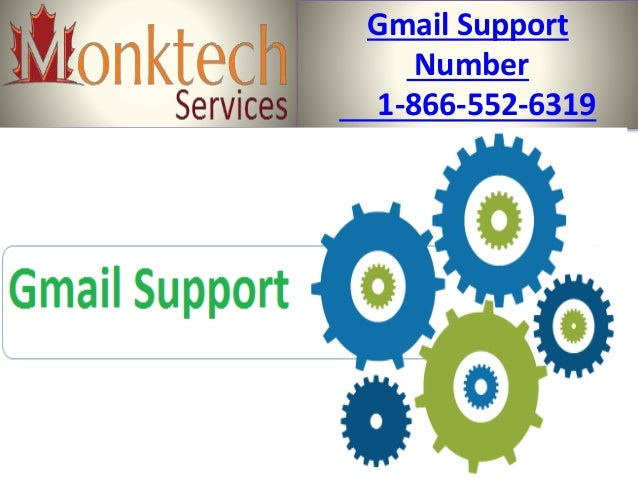 Gmail support number 1 866-552-6319