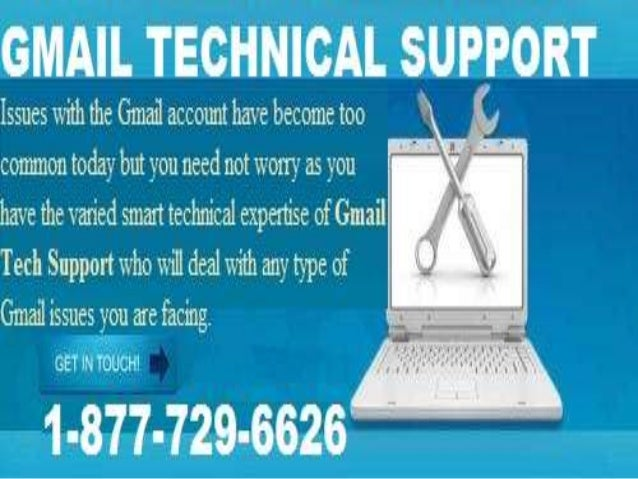 Gmail Tech Support Number 1-877-729-6626- A sensible thanks to Tackle Your Hitches
