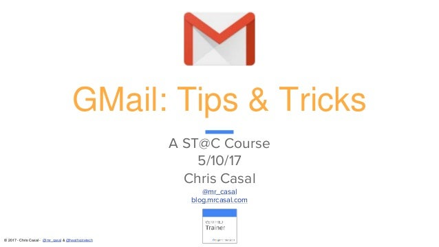 GMAIL TIPS AND TRICKS PDF DOWNLOAD