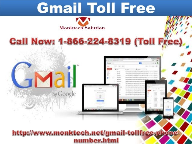 Gmail Toll Free Number 1-866-224-8319 (toll-free) help for login and …