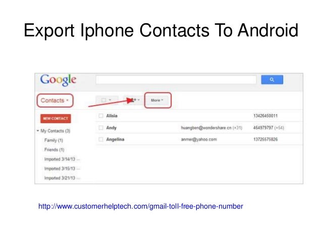 iphone contacts backup how to backup iphone contacts to gmail contact gmail 11768