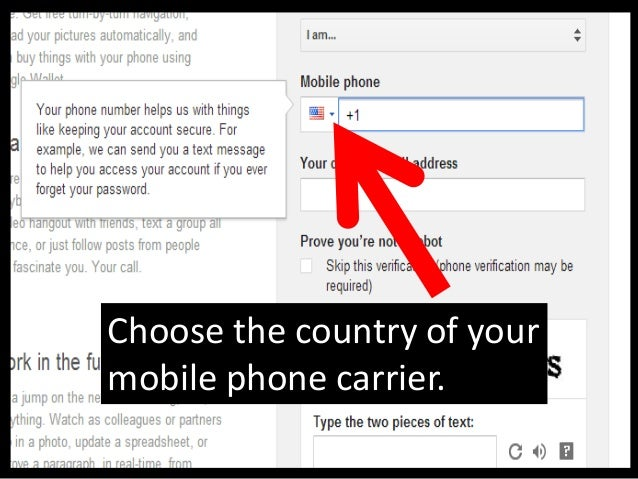 If your uncomfortable giving themobile number, use option 2.