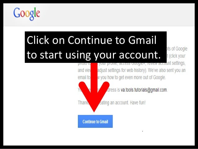 To log out, just click onyour email address.