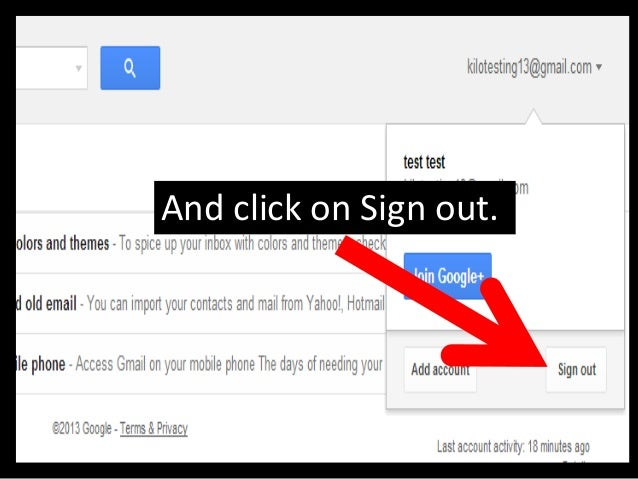 Job well done!You have just created a new Gmail account!Thanks for visiting and see you next in the next tutorial!