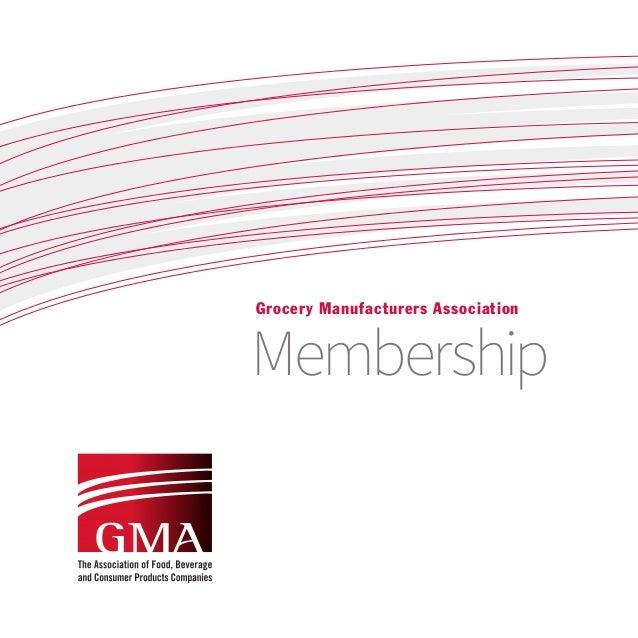 Gma Membership Brochure Layout Web Spread