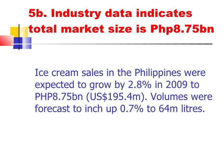 streets ice cream marketing plan Unilever produces magnum ice cream under the heartbrand product line unilever's marketing mix (4ps) involves global distribution of a diverse product mix promoted mainly through advertising and priced based on consumer goods market conditions.