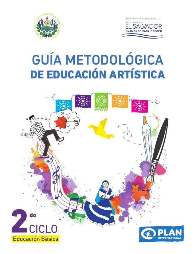 GUÍA METODOLÓGICA DE EDUCACIÓN ARTÍSTICA CICLO Educación Básica do