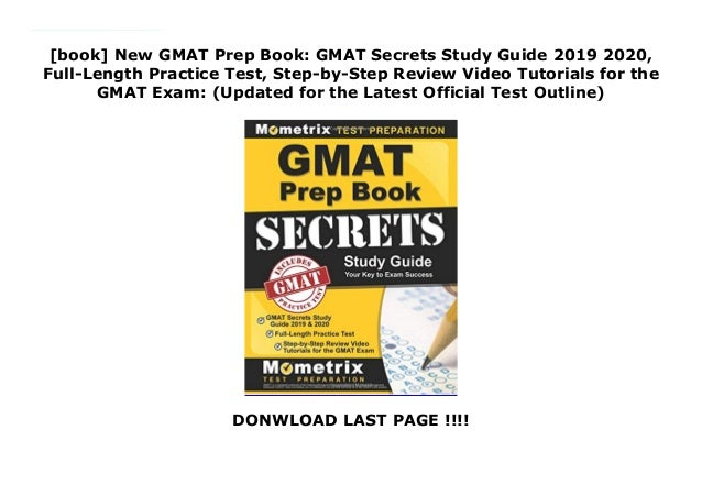 Gmat Text Book