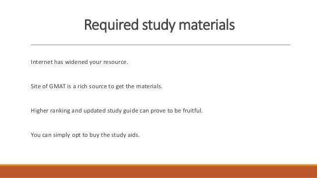 GMAT Coaching a Guide to Reach Your Goal Slide 2