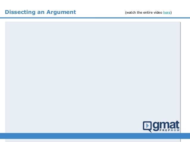 Gmat Critical Reasoning Everything You Need To Know
