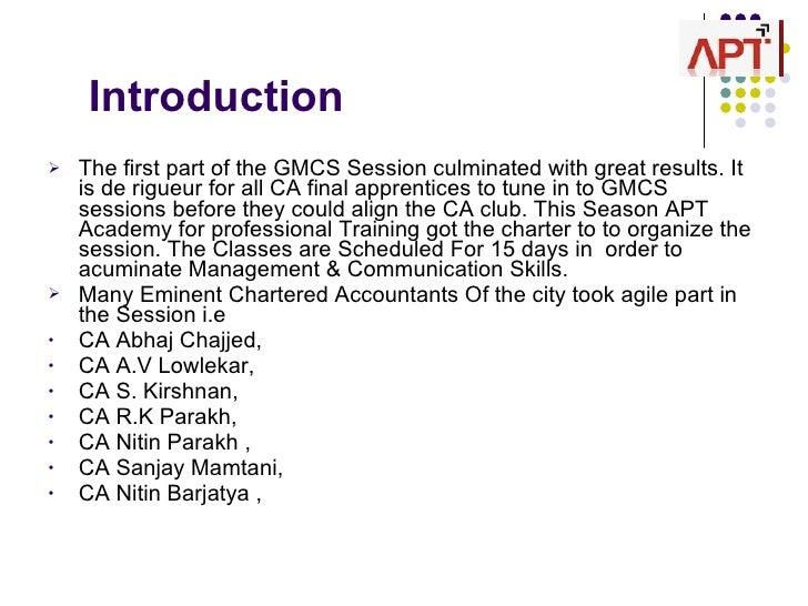 business presentation topics for gmcs k-12