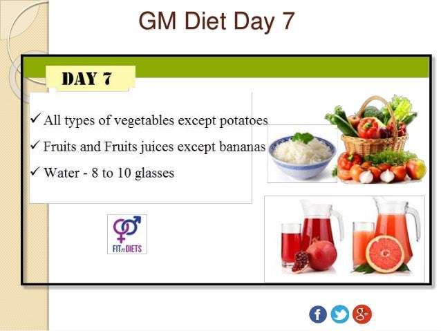 General Motors Diet Plan Pdf