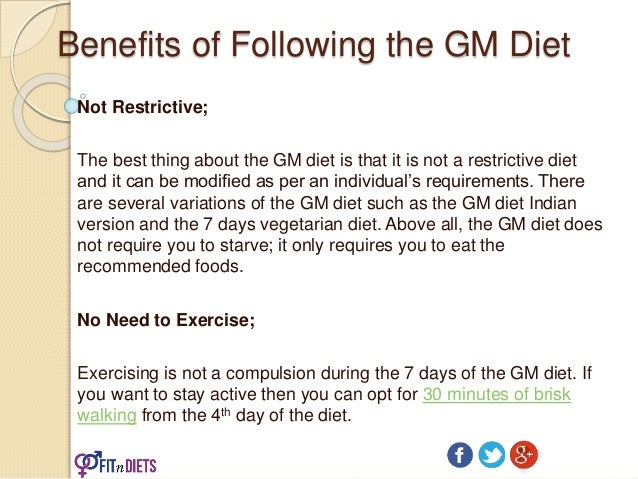 Vue con 2017 blog for General motors diet pdf