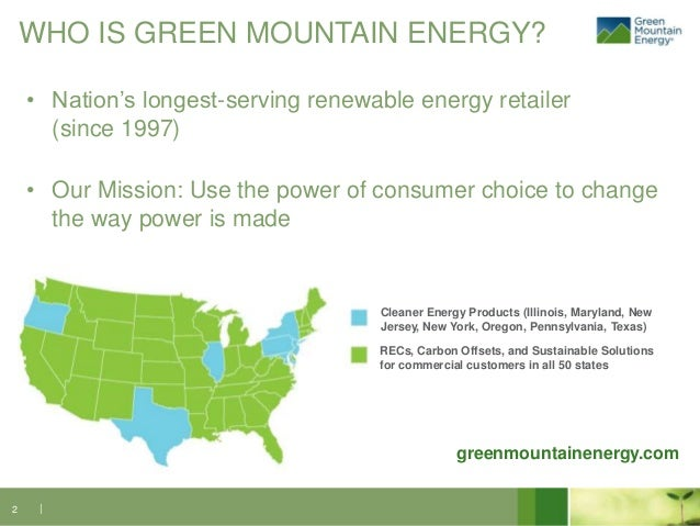 Green Mountain Energy Brand Video Case Study