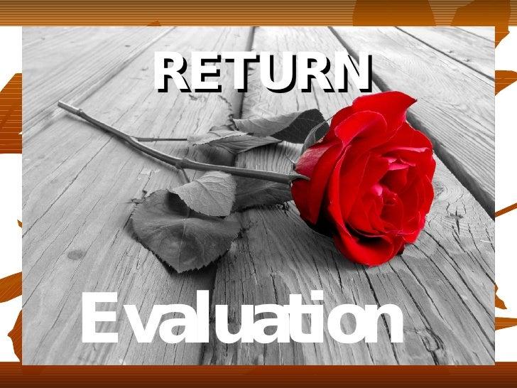 RETURN Evaluation