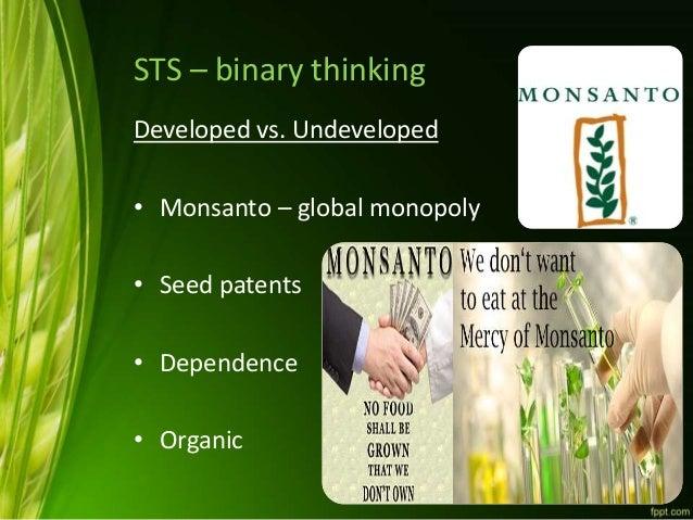Natural Monopoly Vs Artificial