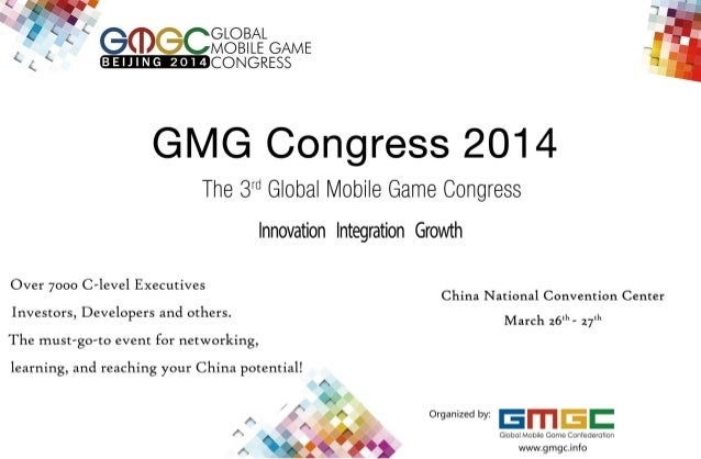 GMG Congress 2014