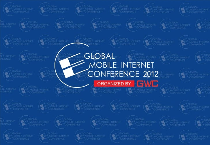 WHAT IS GMIC?GMIC (Global Mobile Internet Conference) is the leading mobileInternet conference in the world. Organized ann...