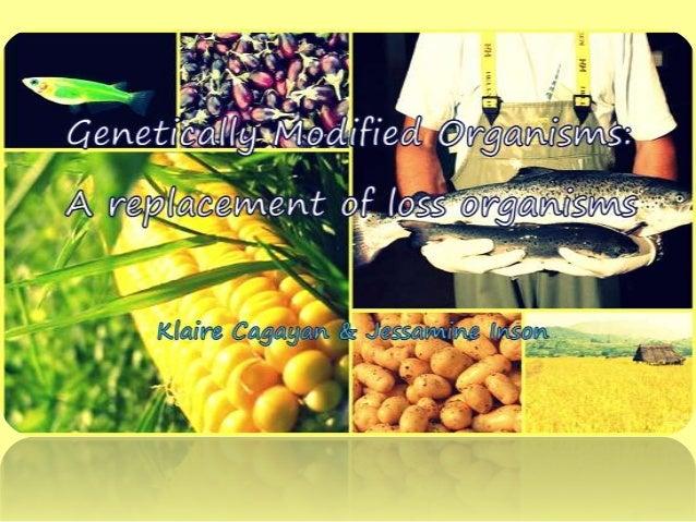 Objectives:     Define Genetically Modified      Organisms & Biodiversity    Identify threats to Biodiversity      Enumera...