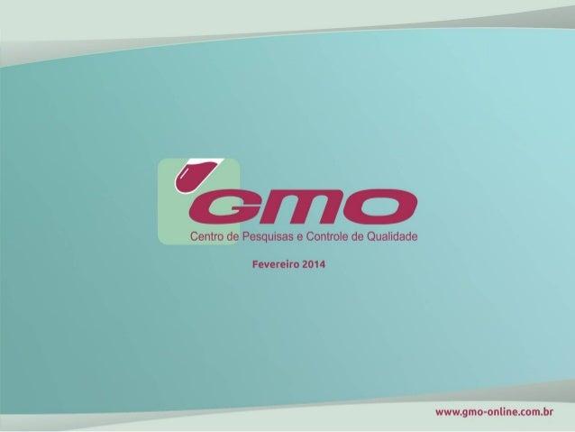 GMO - Divulgação