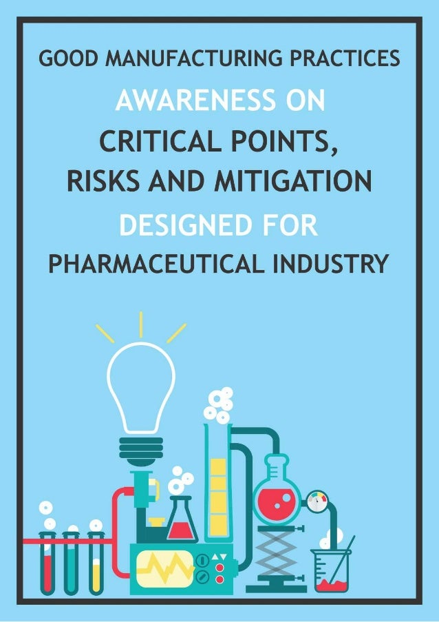 Good Manufacturing Practices Awareness Posters