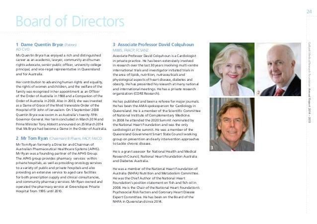 GMRF Annual Report 2015