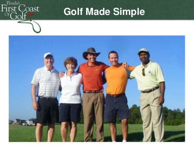 Golf Made Simple