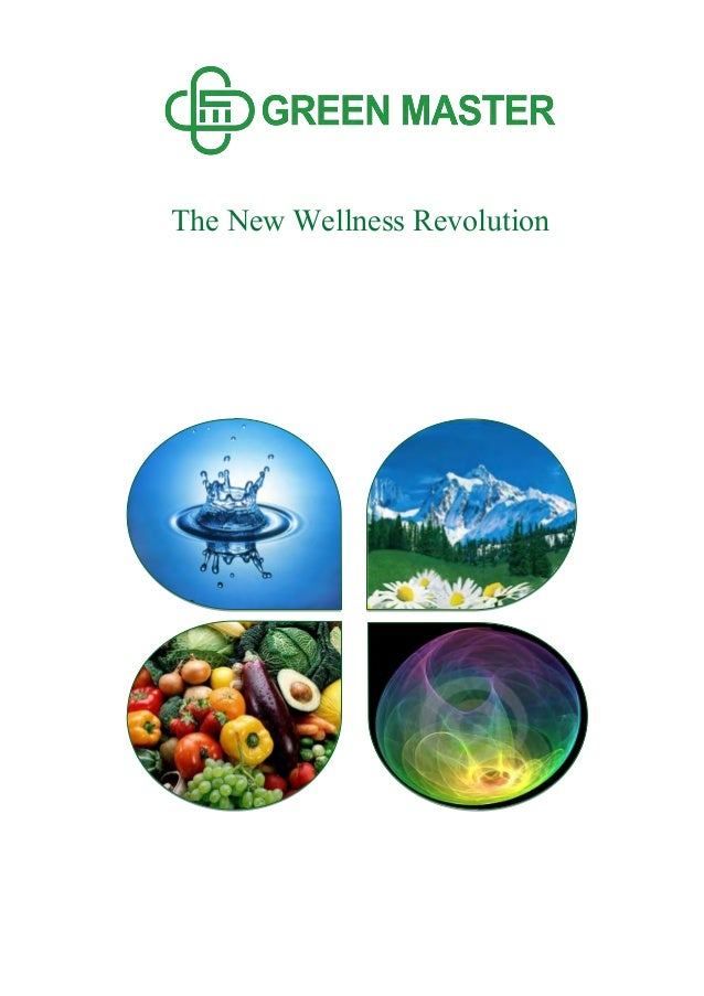 The New Wellness Revolution