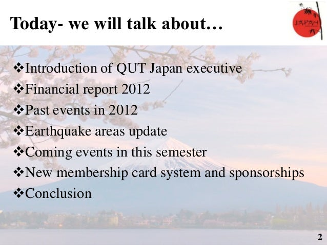 Annual General Meeiting  2013 Slide 2