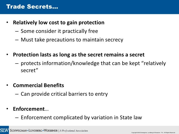 intellectual property protection agreement