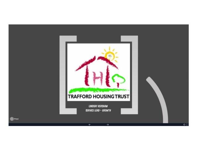GMSVN event Trafford Housing Trust workshop