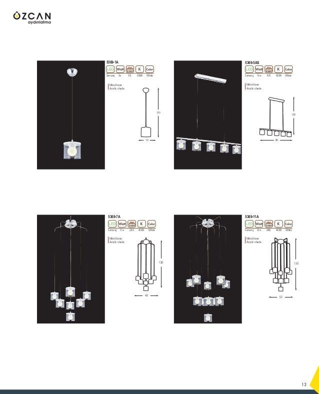 Samsung 21w 4000K2200 White 5369-7A LUMEN Metal base Acrylic shade Samsung 33w 4000K3460 White 5369-11A 48 130 LUMEN Metal...