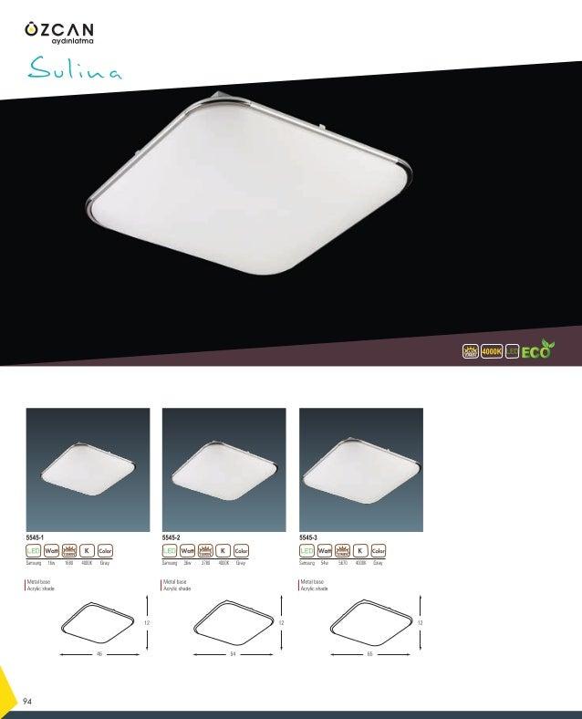 Petro 3000KLUMEN 4540 126 Samsung 18w 3000K2270 Metal 1105-2 LUMEN Samsung 36w 3000K4540 Metal 1105-3A 120 120 LUMEN Metal...