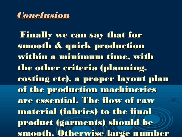 production layout conclusion Design and manufacturing collaboration  checklist for cell planning and design conclusions and future trends  manufacturing engineering handbook is divided.