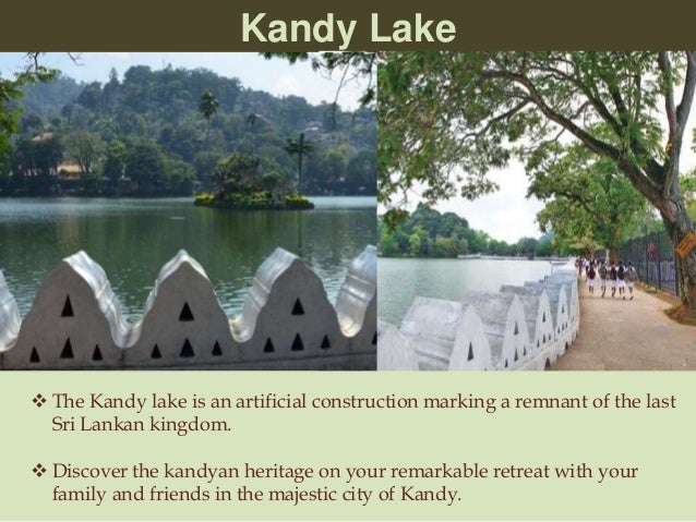 Attractions in the majestic city of Kandy Slide 3
