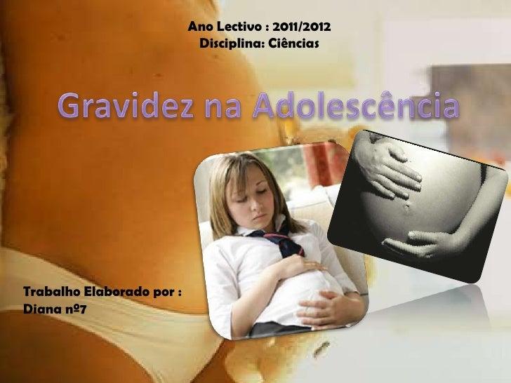 Ano Lectivo : 2011/2012                            Disciplina: CiênciasTrabalho Elaborado por :Diana nº7