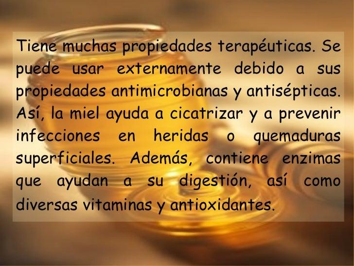 Miel y Canela Medicinales
