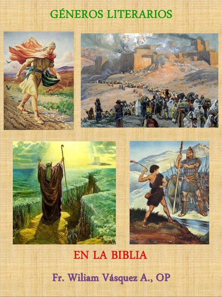 ÍNDICE:I- introducción      Los géneros literariosII- la enseñanza magisterial      - Pio XII      - C. Vaticano II      -...
