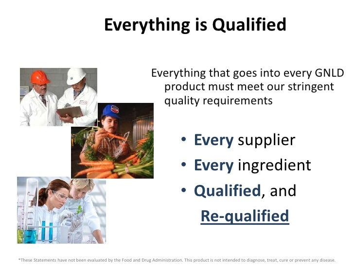 Superior Raw IngredientsStringent Quality StandardsCrops are continually analyzed fornutrient content and quality