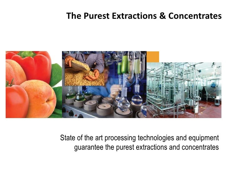 The Manufacturing ProcessState-of-the-art equipment for maximum  efficiency & consistency